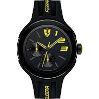 montre chronographe homme Scuderia Ferrari Fxx FER0830224