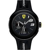 montre chronographe homme Scuderia Ferrari Fxx FER0830225