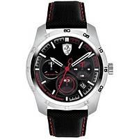 montre chronographe homme Scuderia Ferrari Primato FER0830444