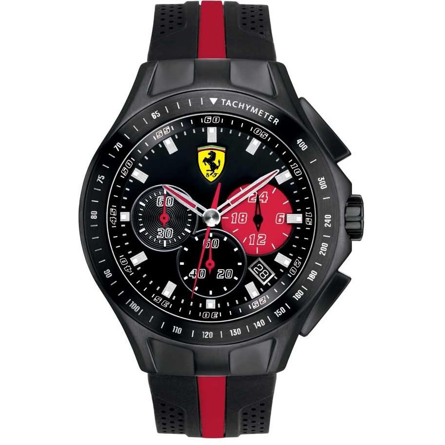 montre chronographe homme Scuderia Ferrari Race FER0830023