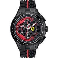 montre chronographe homme Scuderia Ferrari Race FER0830077