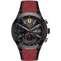 montre chronographe homme Scuderia Ferrari Redrev FER0830399