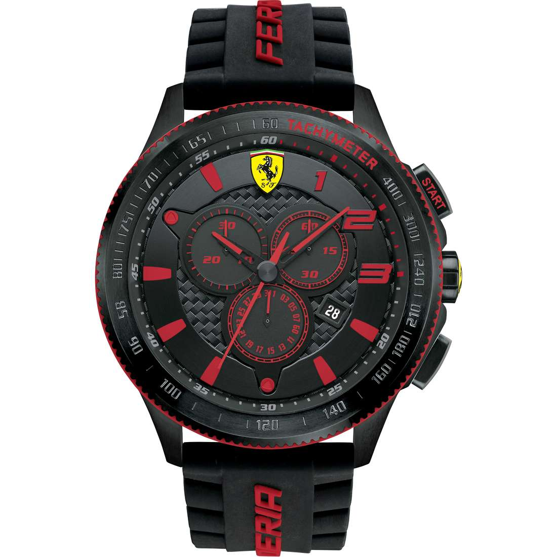 montre chronographe homme Scuderia Ferrari Scuderia Xx FER0830138