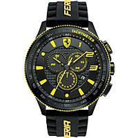 montre chronographe homme Scuderia Ferrari Scuderia Xx FER0830139