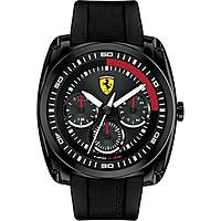 montre chronographe homme Scuderia Ferrari Tipo J-46 FER0830320
