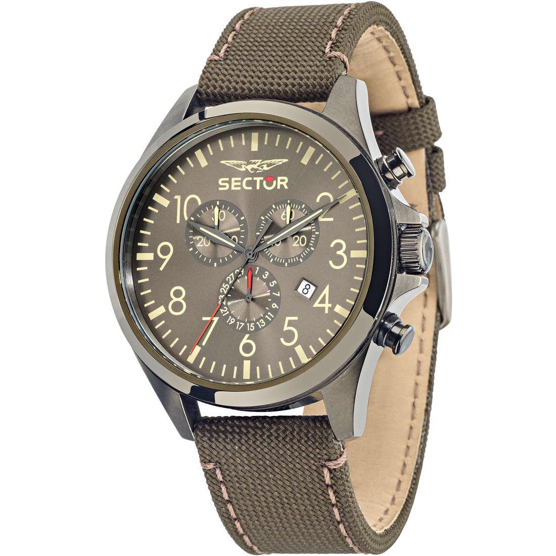 montre chronographe homme Sector 180 R3271690021