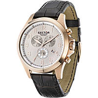 montre chronographe homme Sector ACE R3271690001