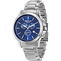 montre chronographe homme Sector ACE R3273690001
