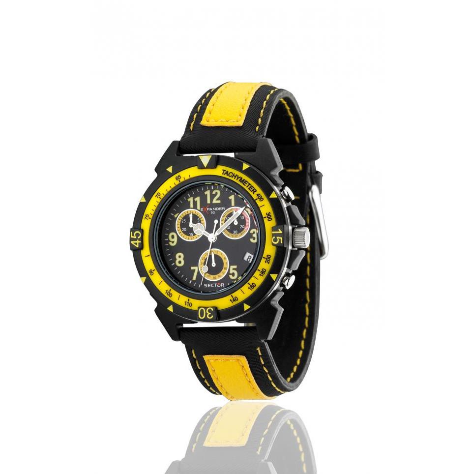 montre chronographe homme Sector Expander 90 R3271697027