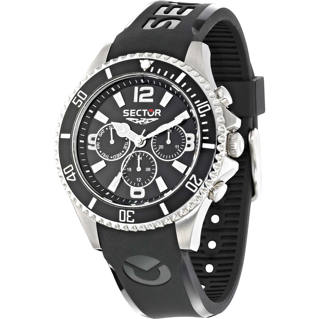 montre chronographe homme Sector Marine230 R3251161002