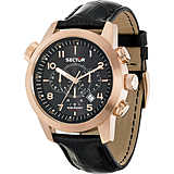 montre chronographe homme Sector Oversize R3271602007