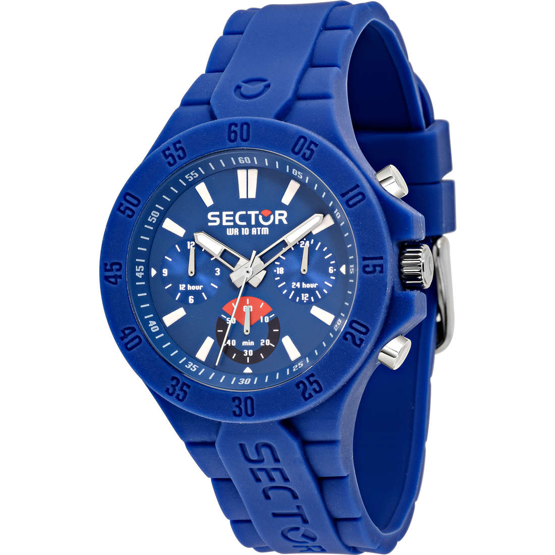 montre chronographe homme Sector R3251586002