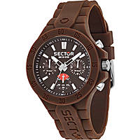 montre chronographe homme Sector R3251586003