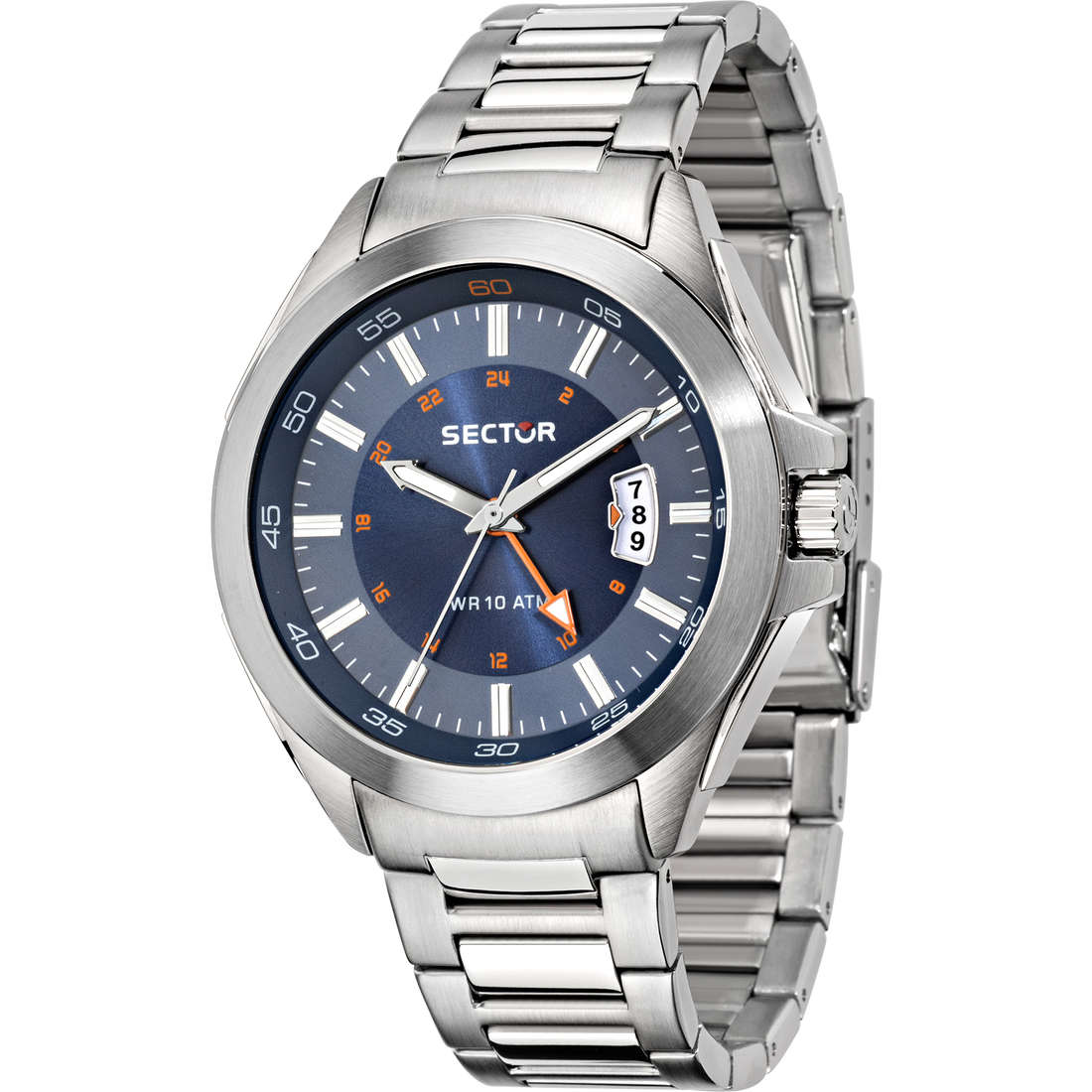 montre chronographe homme Sector R3253587001