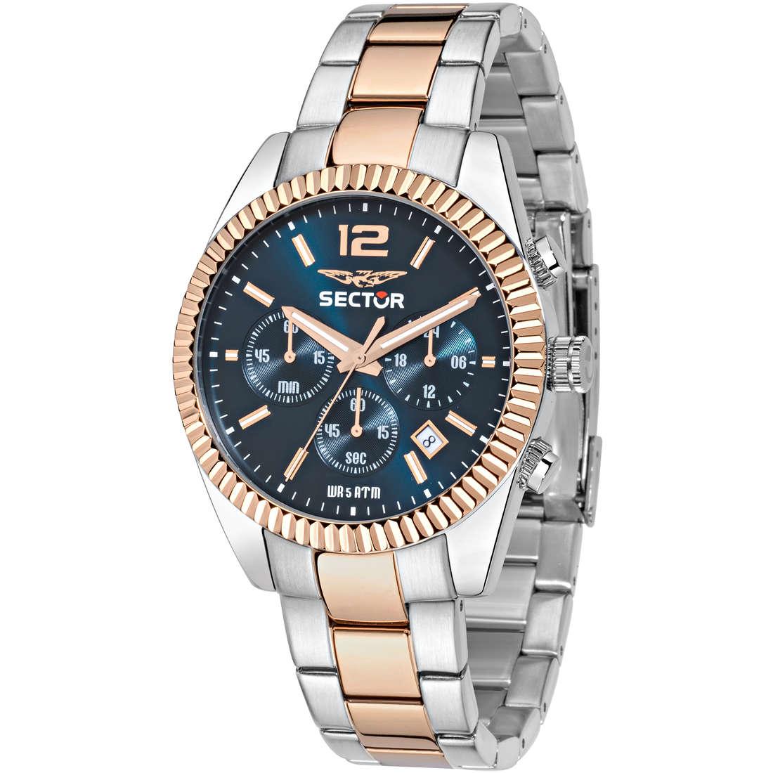 montre chronographe homme Sector R3273676001