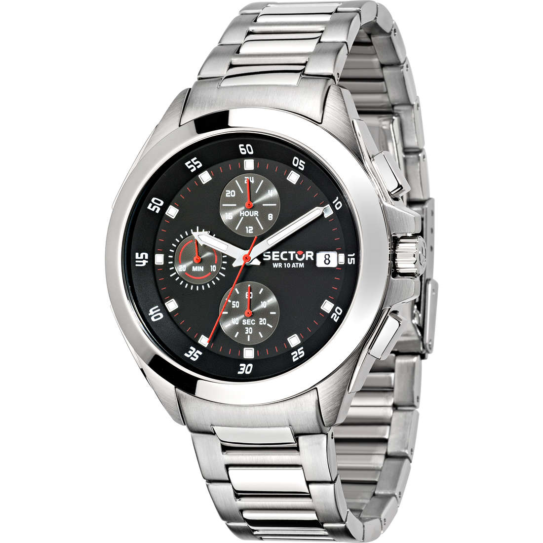 montre chronographe homme Sector R3273687001