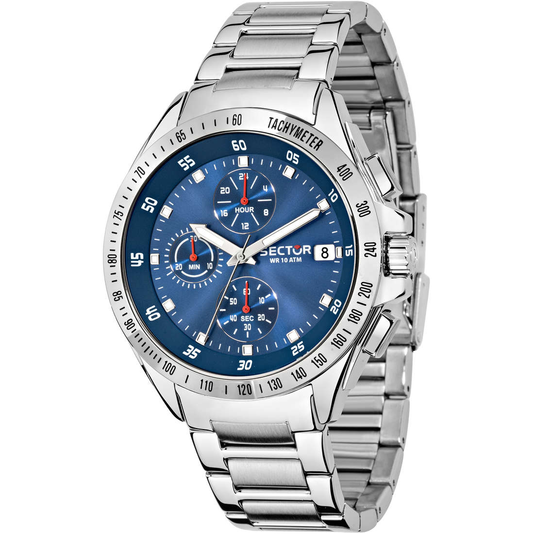 montre chronographe homme Sector R3273687002