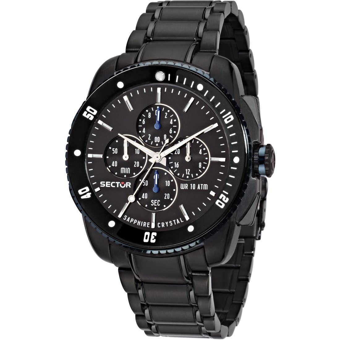 montre chronographe homme Sector R3273903001