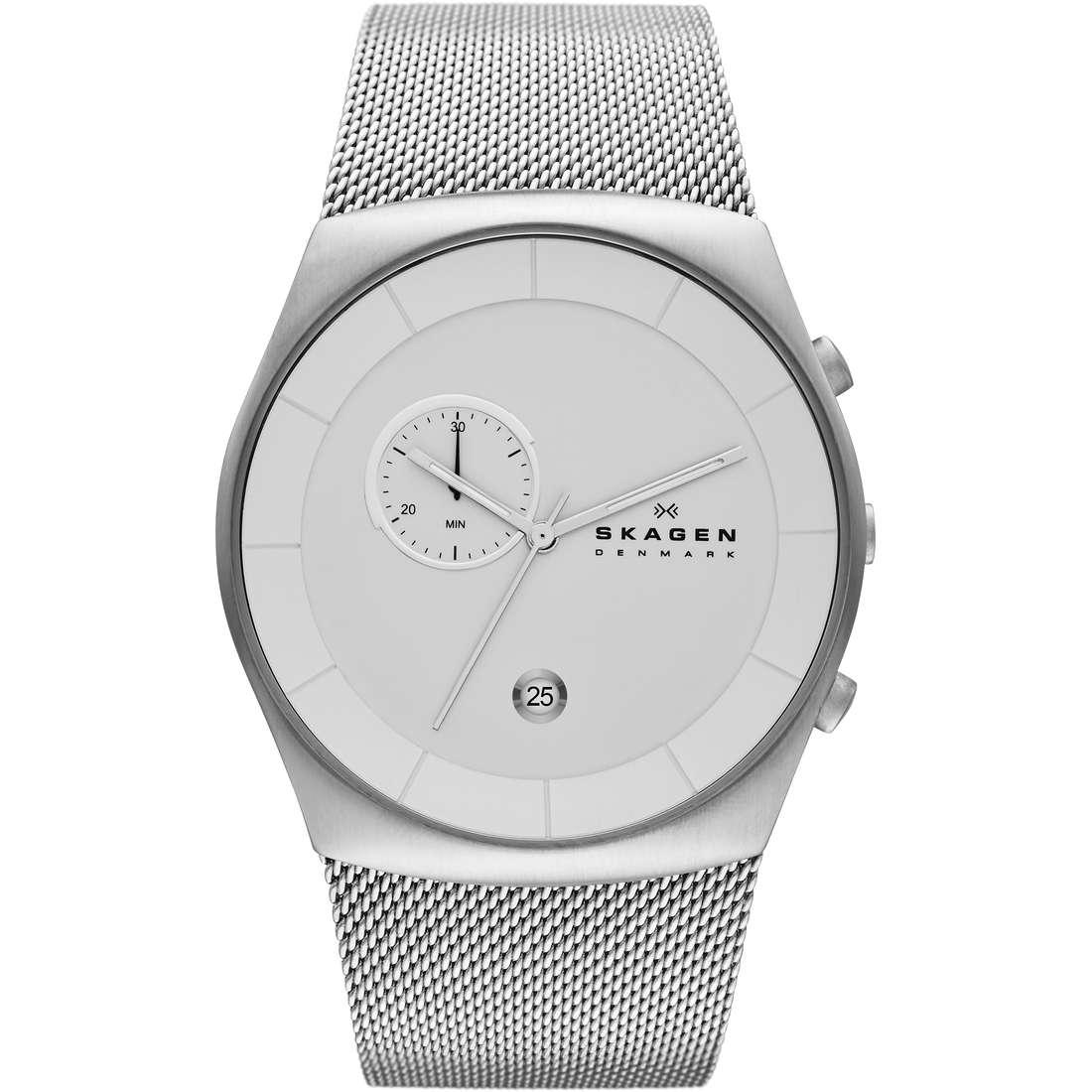 montre chronographe homme Skagen SKW6071