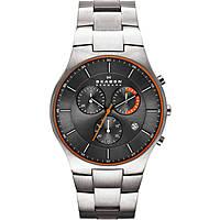 montre chronographe homme Skagen SKW6076