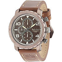 montre chronographe homme Timberland Norwood TBL.14865XSBN/12