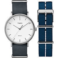 montre chronographe homme Timex Fairfield Box Set TWG016400