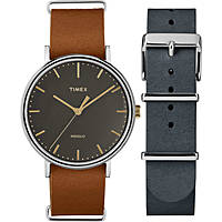montre chronographe homme Timex Fairfield Box Set TWG016500