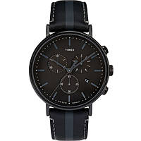 montre chronographe homme Timex Fairfield Chronograph TW2R37800