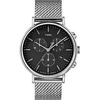 montre chronographe homme Timex Fairfield Chronograph TW2R61900