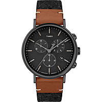 montre chronographe homme Timex Fairfield Chronograph TW2R62100