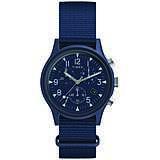 montre chronographe homme Timex Mk1 TW2R67600