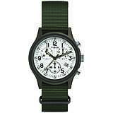 montre chronographe homme Timex Mk1 TW2R67900