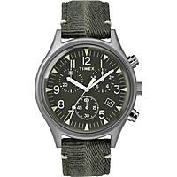 montre chronographe homme Timex Mk1 TW2R68600