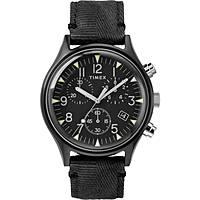 montre chronographe homme Timex Mk1 TW2R68700