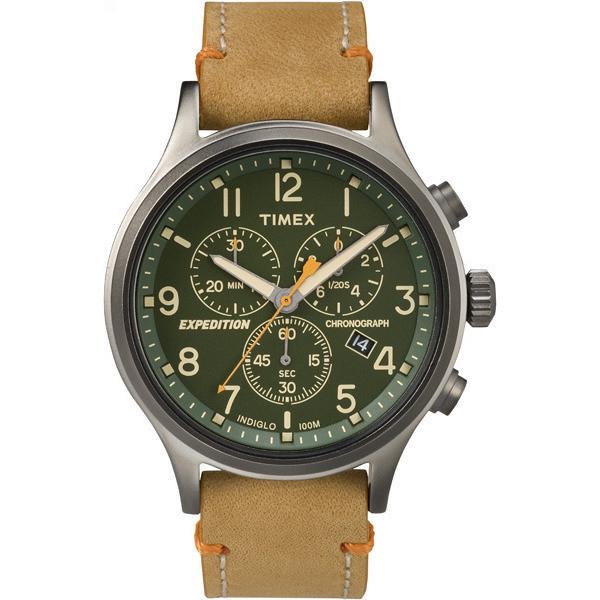 montre chronographe homme Timex Scout Chrono TW4B04400
