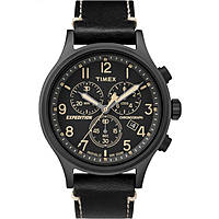 montre chronographe homme Timex Scout Chronograph TW4B09100