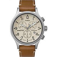 montre chronographe homme Timex Scout Chronograph TW4B09200