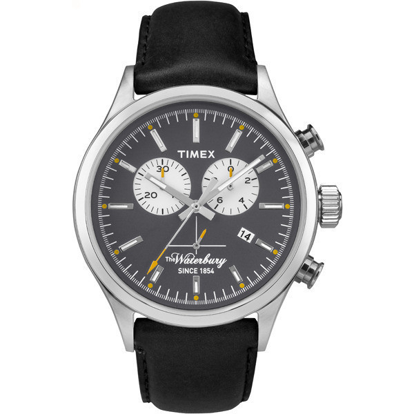 montre chronographe homme Timex Waterbury Collection TW2P75500