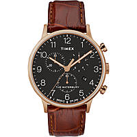 montre chronographe homme Timex Waterbury Collection TW2R71600