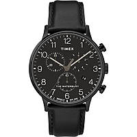 montre chronographe homme Timex Waterbury Collection TW2R71800