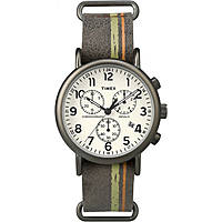 montre chronographe homme Timex Weekender TW2P78000