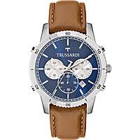 montre chronographe homme Trussardi Heritage R2471617005