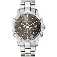 montre chronographe homme Trussardi Heritage R2473617003