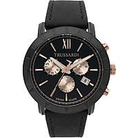 montre chronographe homme Trussardi Nestor R2471607001