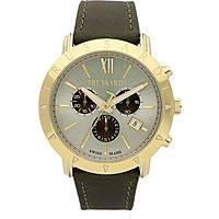 montre chronographe homme Trussardi Nestor R2471607002