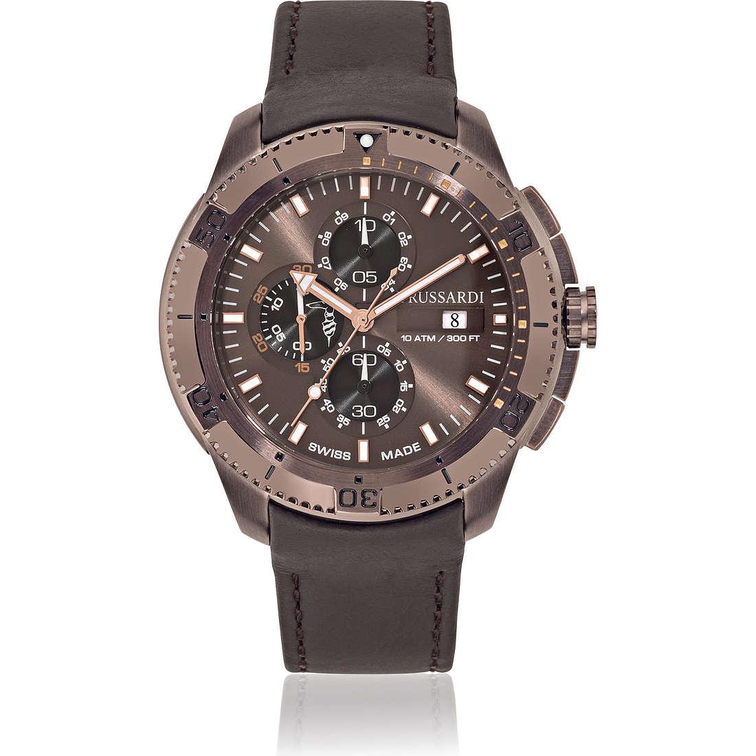 montre chronographe homme Trussardi Sportsman R2471601002