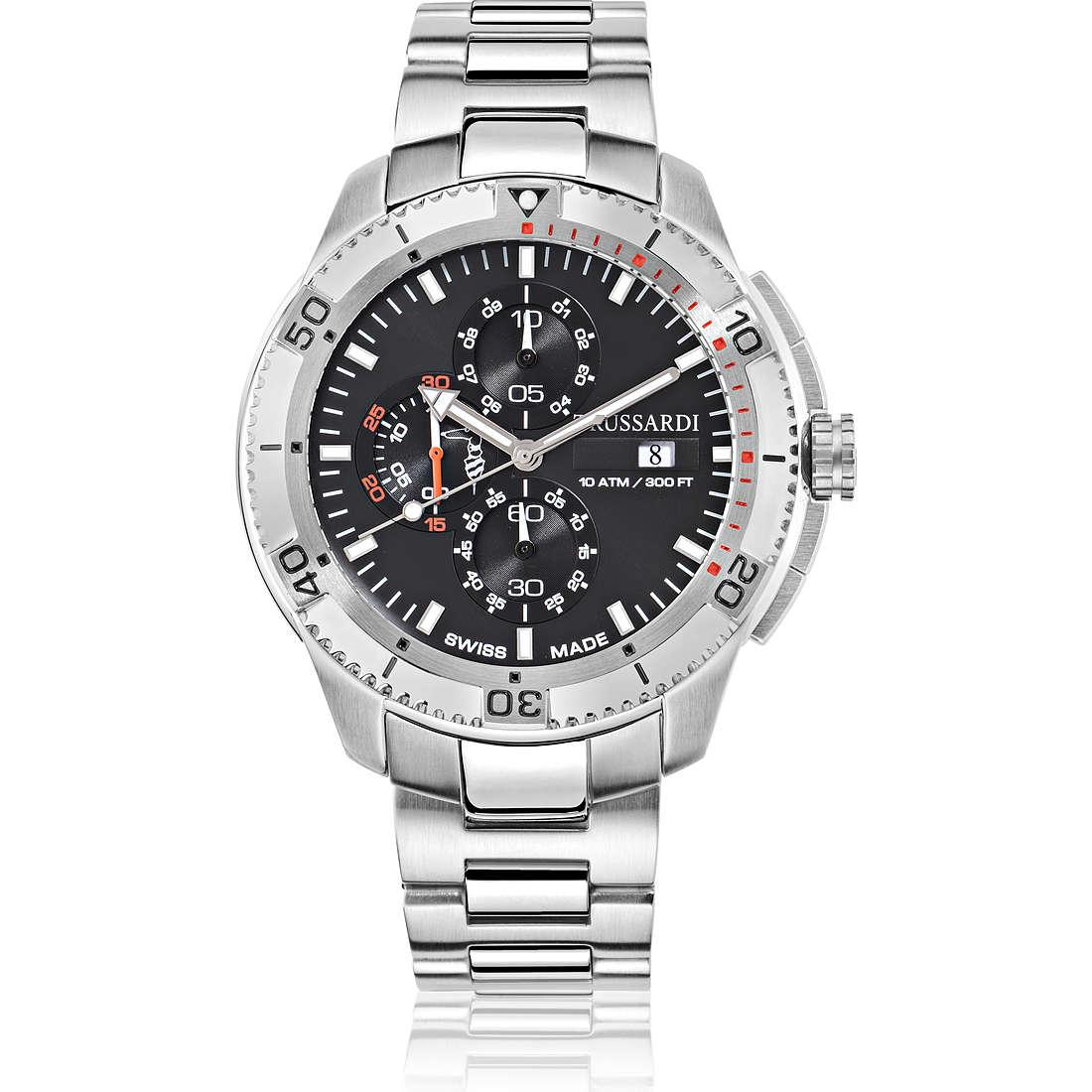 montre chronographe homme Trussardi Sportsman R2473601001