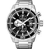 montre chronographe homme Vagary By Citizen Aqua 39 IA9-616-51