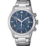 montre chronographe homme Vagary By Citizen Flyboy IA9-811-71