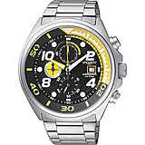 montre chronographe homme Vagary By Citizen IA8-814-51
